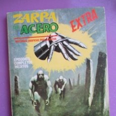 Cómics: ZARPA DE ACERO Nº 8 VERTICE TACO ¡¡¡ BUEN ESTADO !!!. Lote 214944946