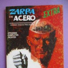 Cómics: ZARPA DE ACERO Nº 21 VERTICE TACO ¡¡¡ BUEN ESTADO !!!. Lote 214946686
