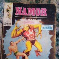 Comics : NAMOR NÚM 5 VOL 1. VÉRTICE. Lote 214973073
