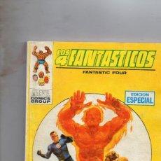 Cómics: COMIC VERTICE 1970 LOS 4 FANTASTICOS VOL1 Nº 19 (BUEN ESTADO). Lote 215003196