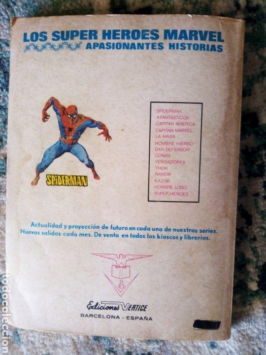 Cómics: Super héroes vol 1 núm 4. El motorista fantasma. Vértice - Foto 2 - 215015483