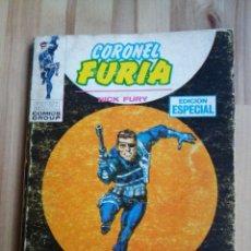 Cómics: CORONEL FURIA VERTICE V1 TACO N° 2 EL ORIGEN DE ESCUDO. Lote 215023663