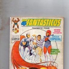 Fumetti: COMIC VERTICE 1970 LOS 4 FANTASTICOS VOL1 Nº 18 (NORMAL ESTADO). Lote 215054870