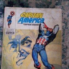 Cómics: EL CAPITÁN AMÉRICA VOL 1 NÚM 31. TACO. VÉRTICE. Lote 215073682