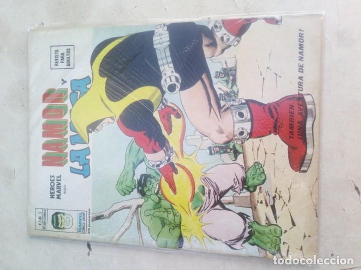 Cómics: Héroes Marvel Vol 2 Colección Completa de 67 números en MUY BUEN ESTADO. VERTICE - Foto 6 - 181135895