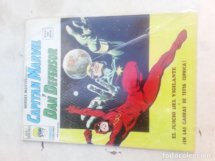 Cómics: Héroes Marvel Vol 2 Colección Completa de 67 números en MUY BUEN ESTADO. VERTICE - Foto 13 - 181135895