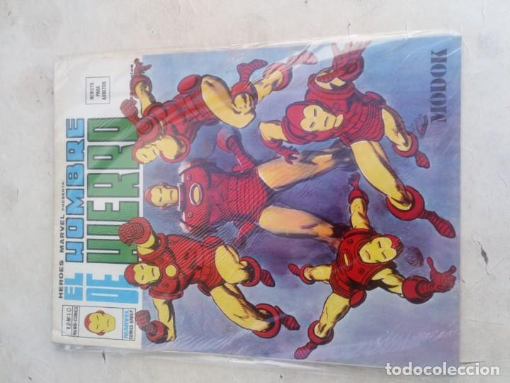 Cómics: Héroes Marvel Vol 2 Colección Completa de 67 números en MUY BUEN ESTADO. VERTICE - Foto 14 - 181135895