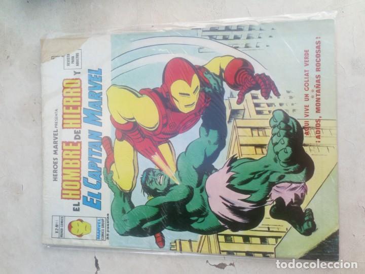 Cómics: Héroes Marvel Vol 2 Colección Completa de 67 números en MUY BUEN ESTADO. VERTICE - Foto 15 - 181135895