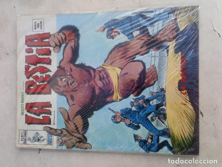 Cómics: Héroes Marvel Vol 2 Colección Completa de 67 números en MUY BUEN ESTADO. VERTICE - Foto 16 - 181135895
