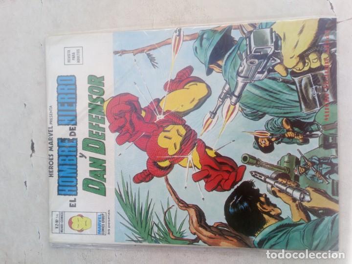 Cómics: Héroes Marvel Vol 2 Colección Completa de 67 números en MUY BUEN ESTADO. VERTICE - Foto 18 - 181135895