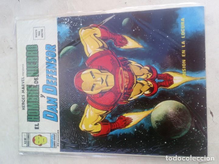 Cómics: Héroes Marvel Vol 2 Colección Completa de 67 números en MUY BUEN ESTADO. VERTICE - Foto 21 - 181135895