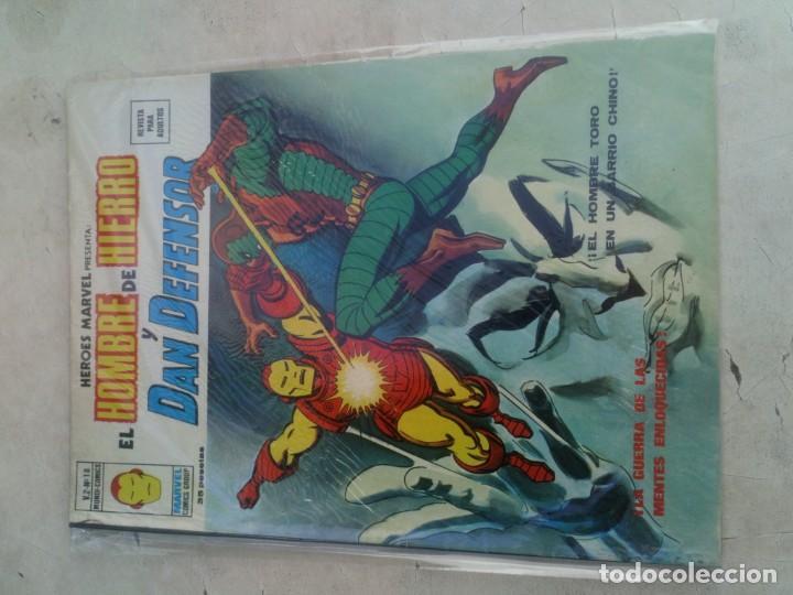 Cómics: Héroes Marvel Vol 2 Colección Completa de 67 números en MUY BUEN ESTADO. VERTICE - Foto 22 - 181135895