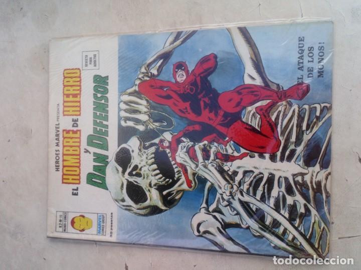 Cómics: Héroes Marvel Vol 2 Colección Completa de 67 números en MUY BUEN ESTADO. VERTICE - Foto 23 - 181135895