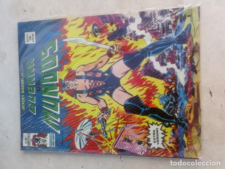 Cómics: Héroes Marvel Vol 2 Colección Completa de 67 números en MUY BUEN ESTADO. VERTICE - Foto 24 - 181135895