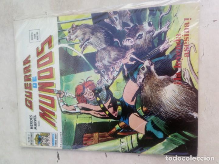 Cómics: Héroes Marvel Vol 2 Colección Completa de 67 números en MUY BUEN ESTADO. VERTICE - Foto 25 - 181135895