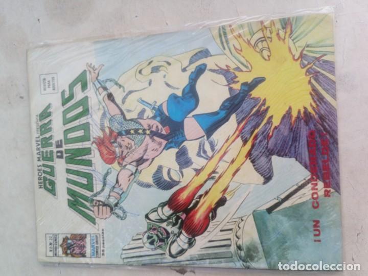Cómics: Héroes Marvel Vol 2 Colección Completa de 67 números en MUY BUEN ESTADO. VERTICE - Foto 26 - 181135895