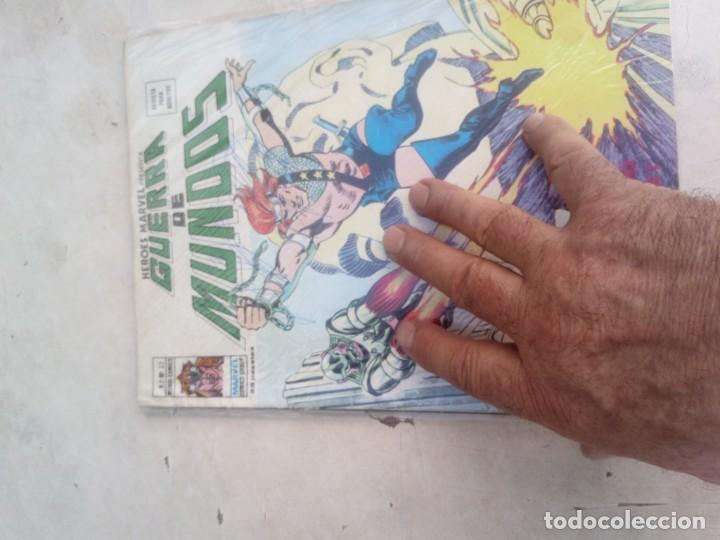Cómics: Héroes Marvel Vol 2 Colección Completa de 67 números en MUY BUEN ESTADO. VERTICE - Foto 27 - 181135895
