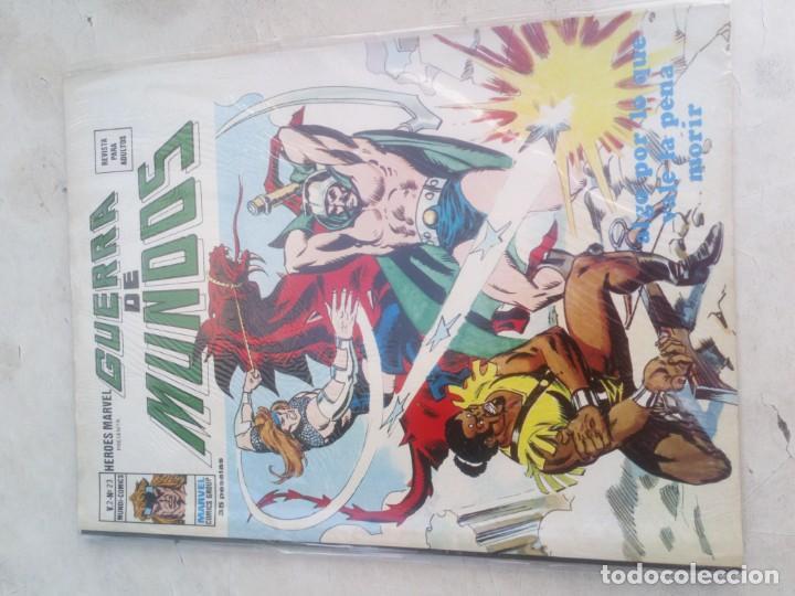 Cómics: Héroes Marvel Vol 2 Colección Completa de 67 números en MUY BUEN ESTADO. VERTICE - Foto 28 - 181135895