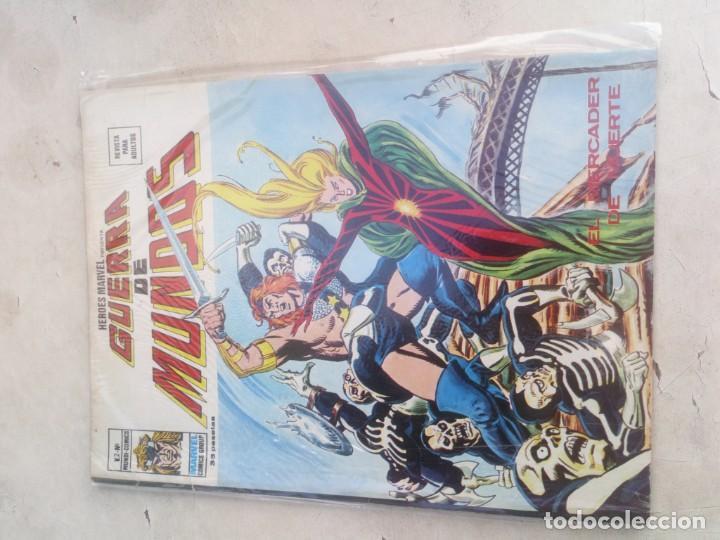 Cómics: Héroes Marvel Vol 2 Colección Completa de 67 números en MUY BUEN ESTADO. VERTICE - Foto 29 - 181135895