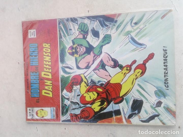 Cómics: Héroes Marvel Vol 2 Colección Completa de 67 números en MUY BUEN ESTADO. VERTICE - Foto 41 - 181135895