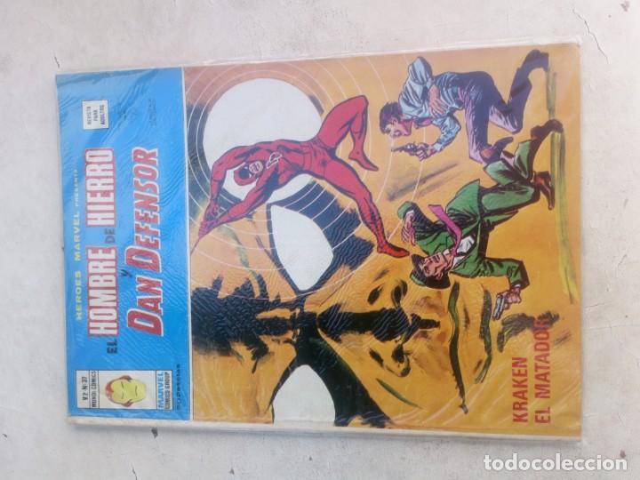 Cómics: Héroes Marvel Vol 2 Colección Completa de 67 números en MUY BUEN ESTADO. VERTICE - Foto 42 - 181135895