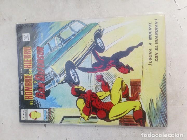 Cómics: Héroes Marvel Vol 2 Colección Completa de 67 números en MUY BUEN ESTADO. VERTICE - Foto 45 - 181135895