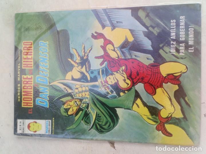 Cómics: Héroes Marvel Vol 2 Colección Completa de 67 números en MUY BUEN ESTADO. VERTICE - Foto 49 - 181135895