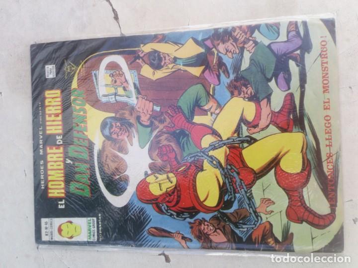 Cómics: Héroes Marvel Vol 2 Colección Completa de 67 números en MUY BUEN ESTADO. VERTICE - Foto 50 - 181135895