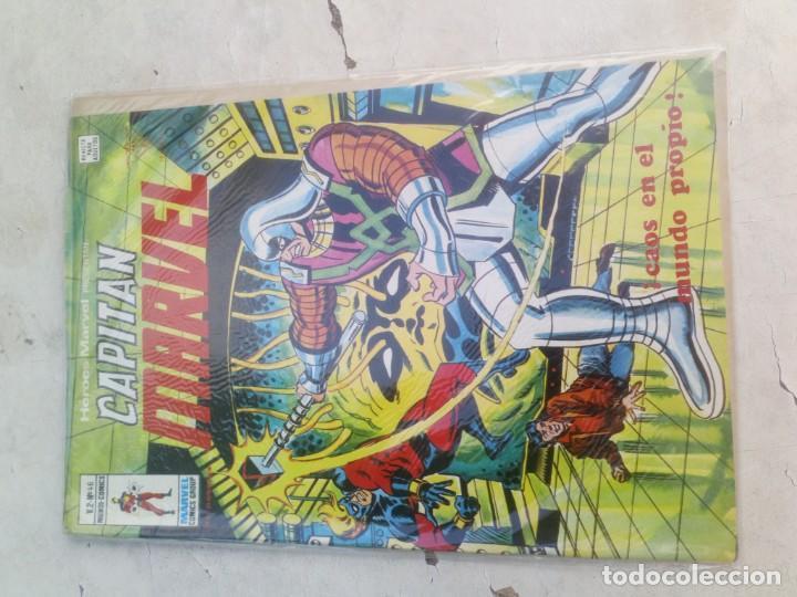Cómics: Héroes Marvel Vol 2 Colección Completa de 67 números en MUY BUEN ESTADO. VERTICE - Foto 51 - 181135895