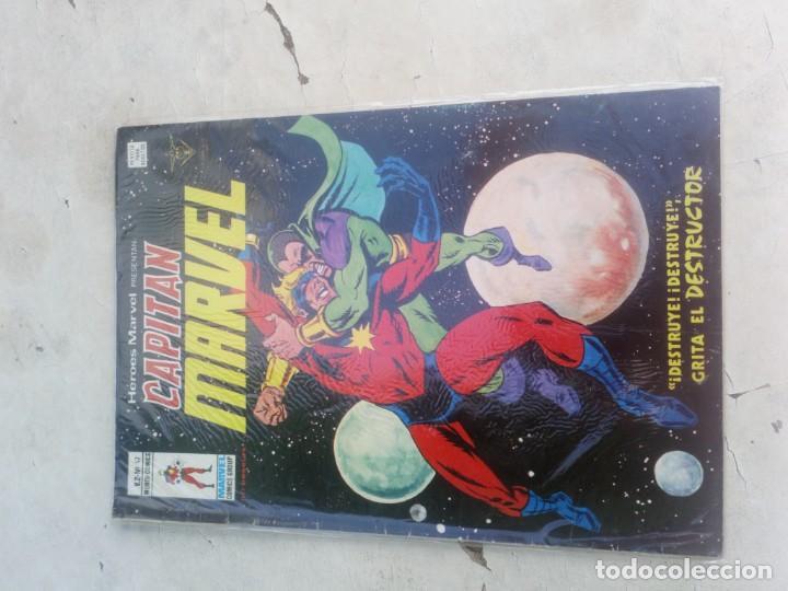 Cómics: Héroes Marvel Vol 2 Colección Completa de 67 números en MUY BUEN ESTADO. VERTICE - Foto 52 - 181135895