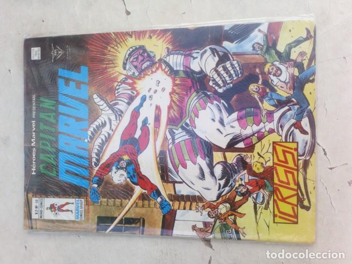 Cómics: Héroes Marvel Vol 2 Colección Completa de 67 números en MUY BUEN ESTADO. VERTICE - Foto 54 - 181135895