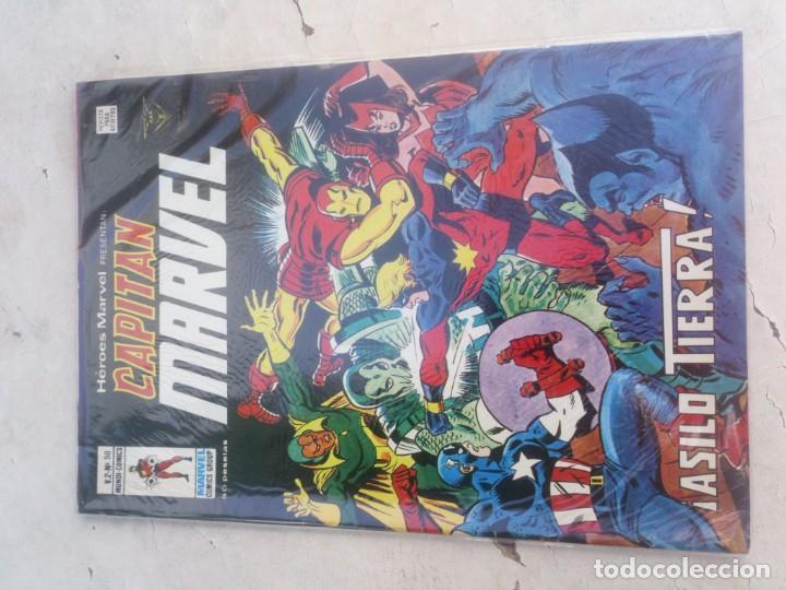 Cómics: Héroes Marvel Vol 2 Colección Completa de 67 números en MUY BUEN ESTADO. VERTICE - Foto 55 - 181135895