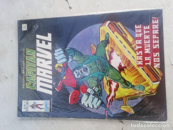 Cómics: Héroes Marvel Vol 2 Colección Completa de 67 números en MUY BUEN ESTADO. VERTICE - Foto 56 - 181135895