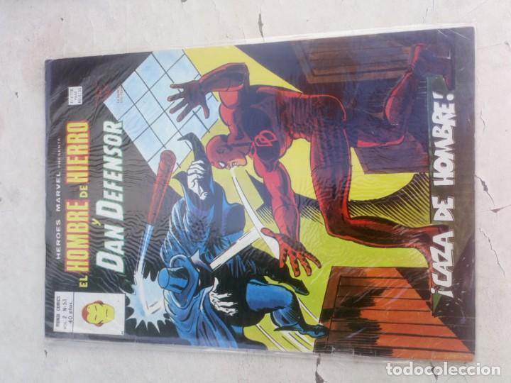 Cómics: Héroes Marvel Vol 2 Colección Completa de 67 números en MUY BUEN ESTADO. VERTICE - Foto 58 - 181135895