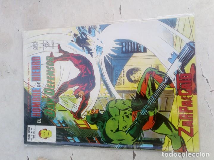 Cómics: Héroes Marvel Vol 2 Colección Completa de 67 números en MUY BUEN ESTADO. VERTICE - Foto 59 - 181135895