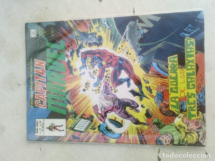 Cómics: Héroes Marvel Vol 2 Colección Completa de 67 números en MUY BUEN ESTADO. VERTICE - Foto 61 - 181135895