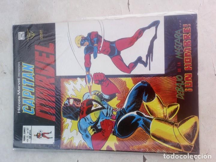 Cómics: Héroes Marvel Vol 2 Colección Completa de 67 números en MUY BUEN ESTADO. VERTICE - Foto 62 - 181135895