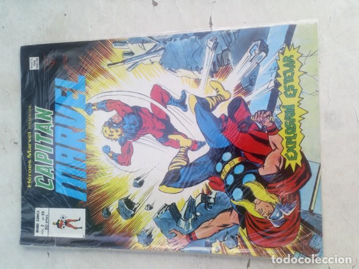 Cómics: Héroes Marvel Vol 2 Colección Completa de 67 números en MUY BUEN ESTADO. VERTICE - Foto 63 - 181135895