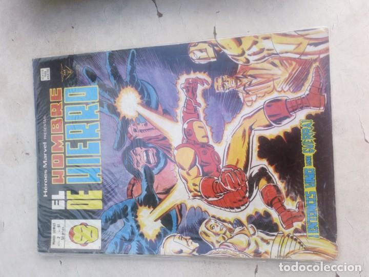 Cómics: Héroes Marvel Vol 2 Colección Completa de 67 números en MUY BUEN ESTADO. VERTICE - Foto 66 - 181135895