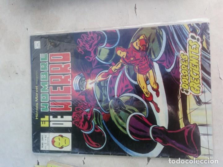 Cómics: Héroes Marvel Vol 2 Colección Completa de 67 números en MUY BUEN ESTADO. VERTICE - Foto 67 - 181135895
