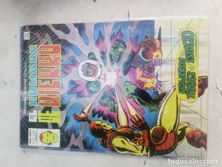 Cómics: Héroes Marvel Vol 2 Colección Completa de 67 números en MUY BUEN ESTADO. VERTICE - Foto 68 - 181135895