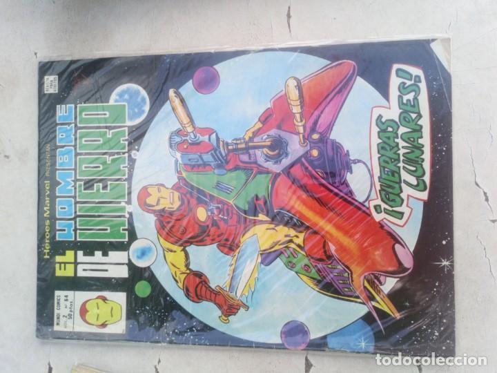 Cómics: Héroes Marvel Vol 2 Colección Completa de 67 números en MUY BUEN ESTADO. VERTICE - Foto 69 - 181135895