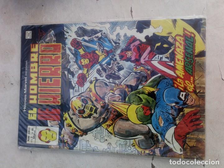 Cómics: Héroes Marvel Vol 2 Colección Completa de 67 números en MUY BUEN ESTADO. VERTICE - Foto 70 - 181135895