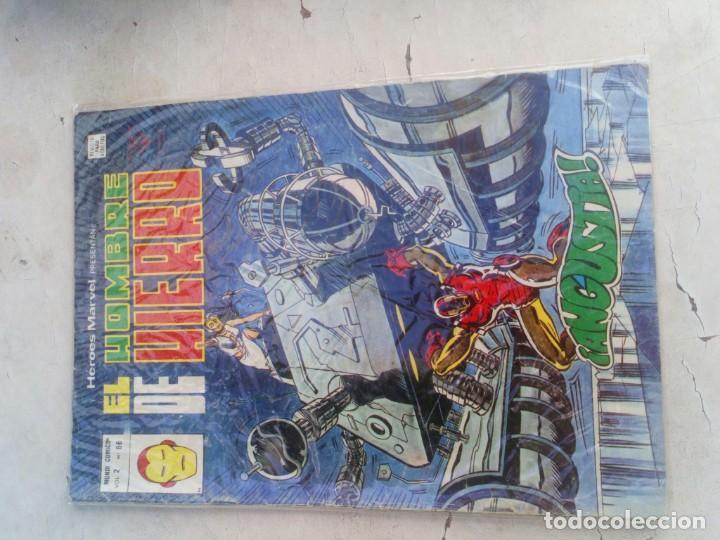 Cómics: Héroes Marvel Vol 2 Colección Completa de 67 números en MUY BUEN ESTADO. VERTICE - Foto 71 - 181135895