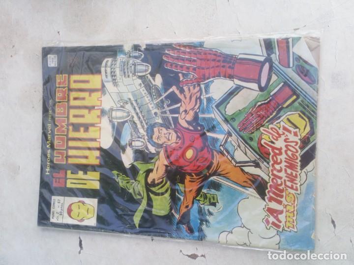 Cómics: Héroes Marvel Vol 2 Colección Completa de 67 números en MUY BUEN ESTADO. VERTICE - Foto 72 - 181135895
