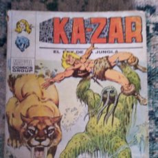 Cómics: KA-ZAR VOL 1 NÚM 4. VÉRTICE. TACO. Lote 215156450