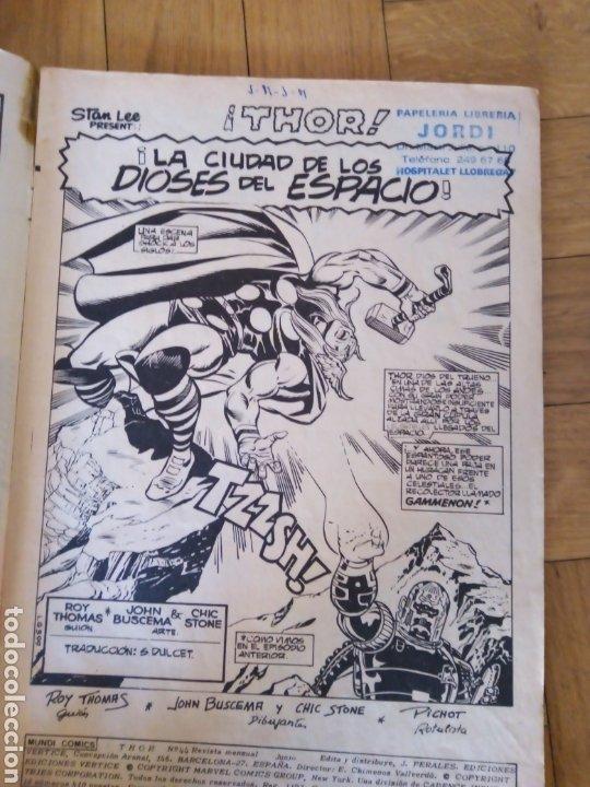 Cómics: Thor vol 2 núm 44. Vértice - Foto 2 - 215236578