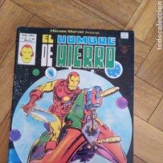 Cómics: HÉROES MARVEL VOL 2 NÚM 64. EL HOMBRE DE HIERRO. VÉRTICE. Lote 215320970