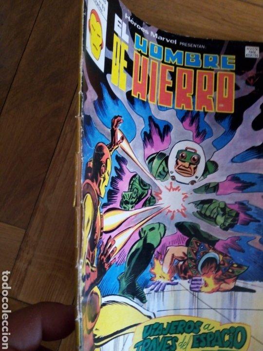 Cómics: Héroes Marvel v. 2 núm 63. El hombre de hierro. Vértice - Foto 2 - 215321326