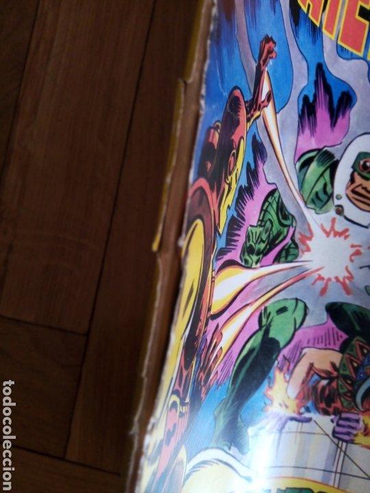 Cómics: Héroes Marvel v. 2 núm 63. El hombre de hierro. Vértice - Foto 3 - 215321326